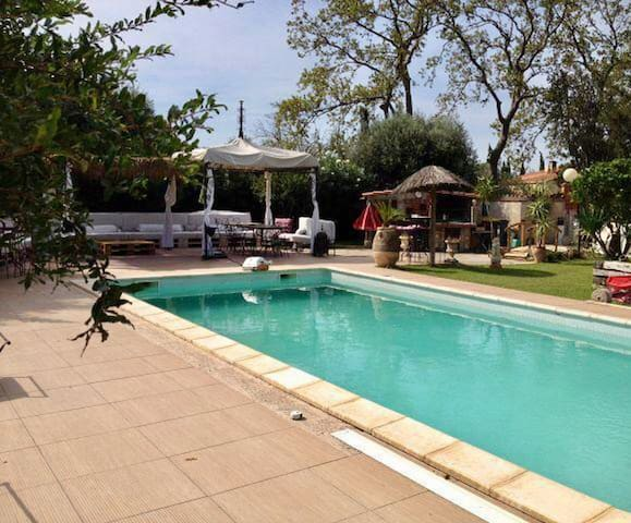 Superbe mas avec piscine - Pia - Casa