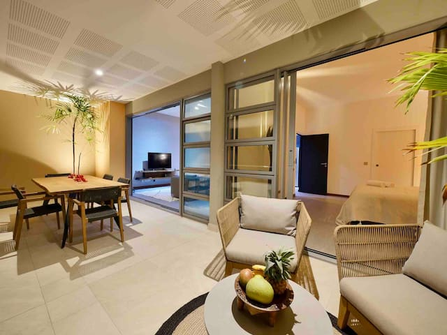 Tahiti luxury apartment with concierge