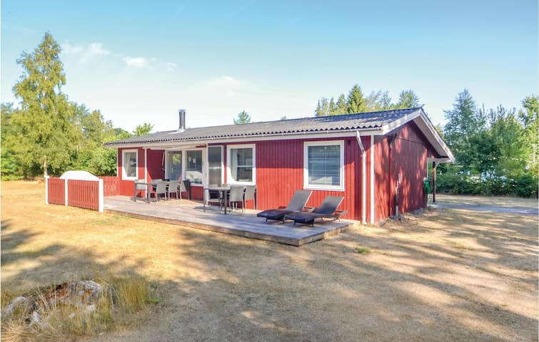 Holiday cottage with 3 bedrooms on 83m² in Ebeltoft