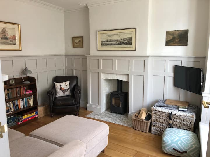 Boutique cottage in the heart of Mumbles