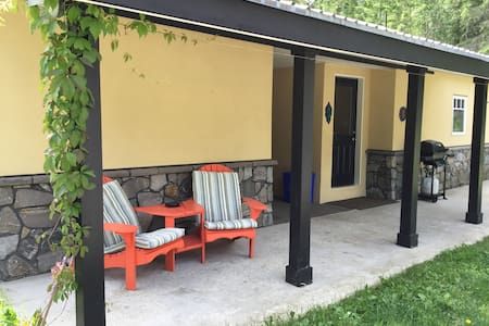 No fees - The Shaw Shack  in beautiful Salmon Arm
