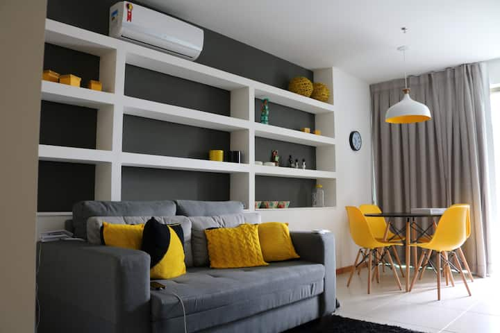 Loft Residencial Design no coração de Niterói.