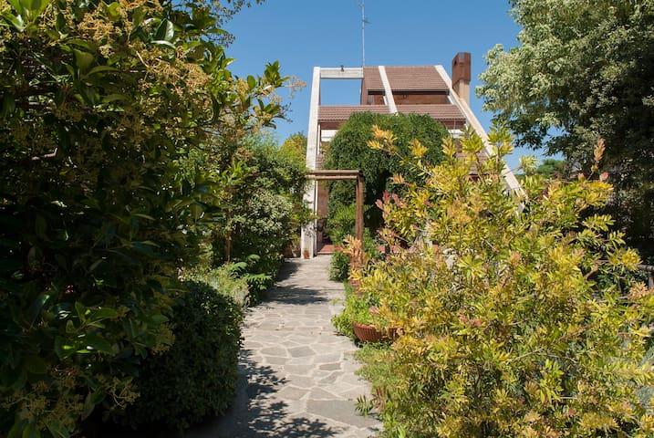 Sunny Attic in Green Area - Bari - Villa