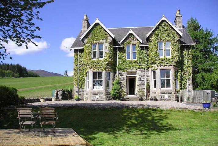 (King/Twin) Country B&B in Highland Perthshire