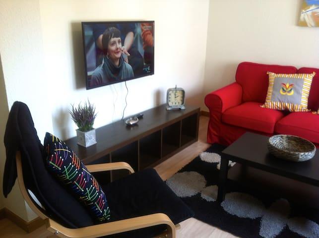 Excellent apartment, very bright - Gijón - Daire