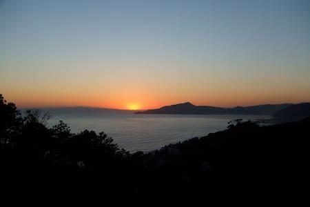 Villa with breathtaking seaview - Lavagna