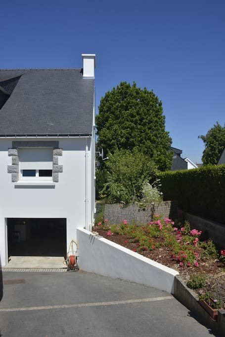 belle maison avec terrasse houses for rent in larmor plage bretagne france