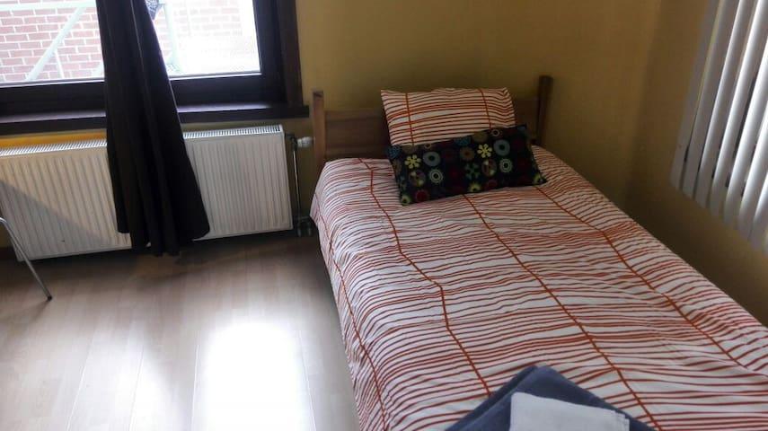 Cozy studio in int'l residenceT1B