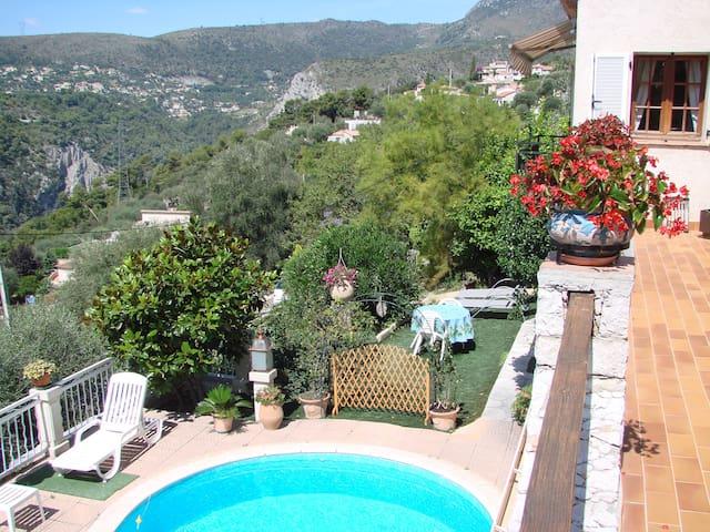 Appartement en rez /jardin  S/villa - Saint-André-de-la-Roche - Apartment