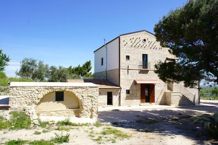 Masseria Antica Colombaia (piano terra) - Radogna