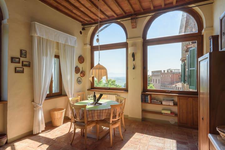Casa del Conte, Farnetella - Farnetella - Haus