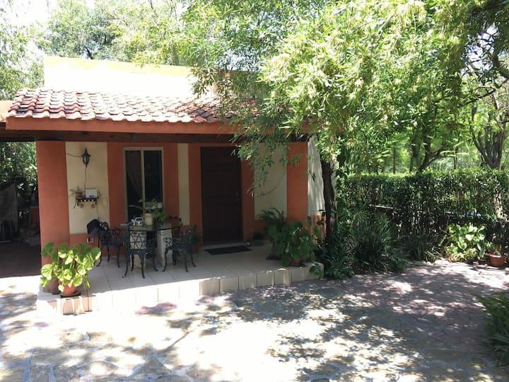 Mini Loft para 2 en Villa de Santiago