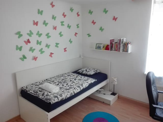 Cosy room in Klagenfurt - Klagenfurt am Wörthersee - Apartament