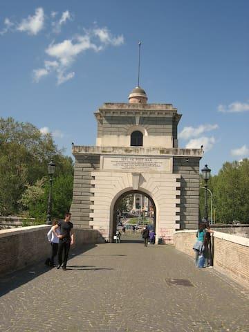 Casetta Ponte Milvio