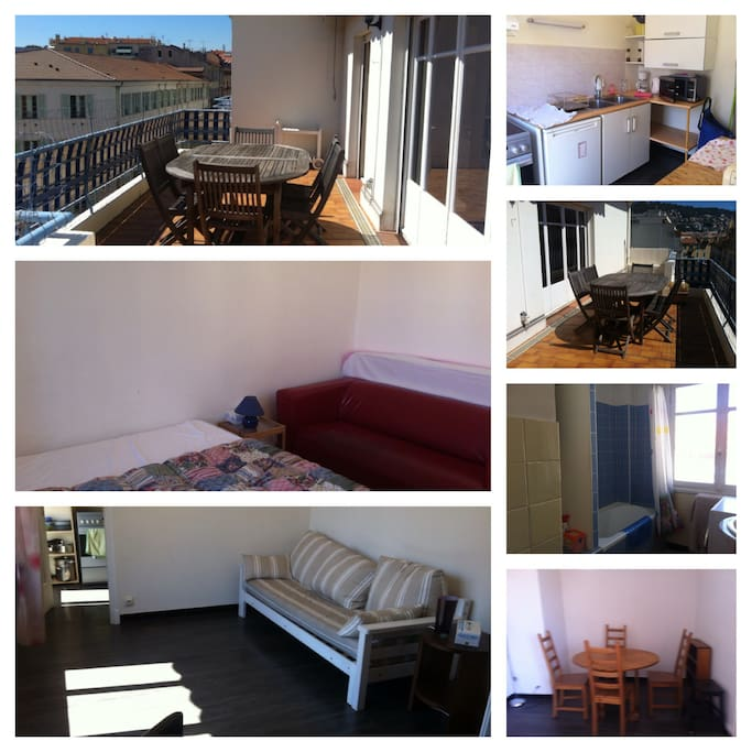 les points forts de l'appartement