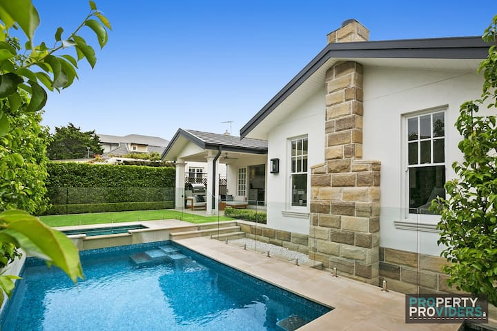PROS - Mosman Torre - Executive Luxury home