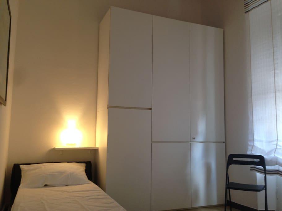Camera c. 2 letti singoli