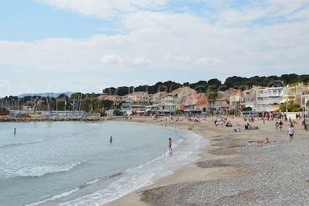Modern Studio near beach - Saint-Cyr-sur-Mer
