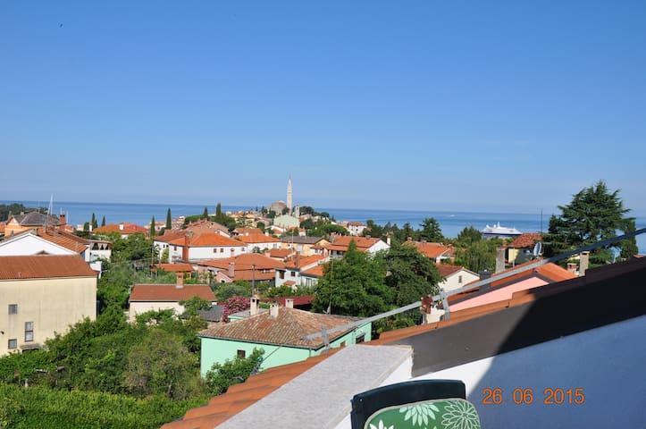 Apartment Mery with sea view - Rovinj - Apartment
