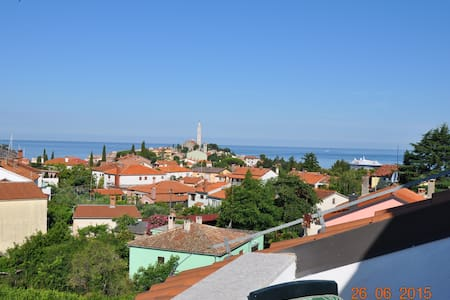Apartment Mery with sea view - Rovinj