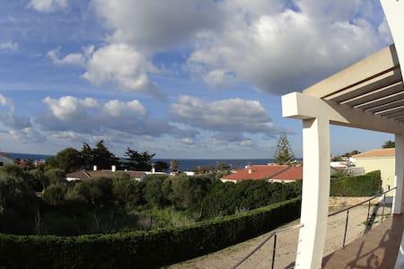 2 Rooms on a Sea view Villa - Sant Lluís