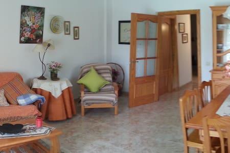 Bonito apartamento en Benasque - Benasque - Appartamento