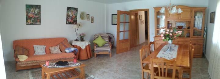 Bonito apartamento en Benasque