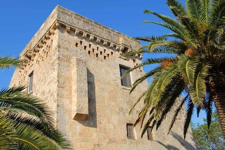 XII century Tower with terrace. - Torre Mozza - Bed & Breakfast