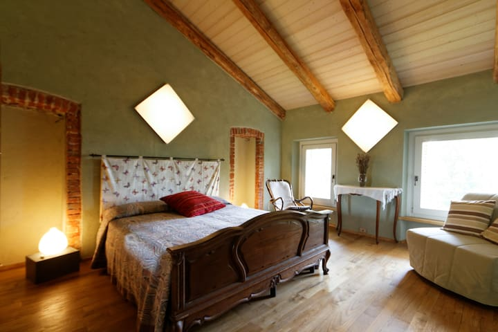 B&B Cascina Belsito, DOUBLE ROOM