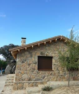 Chalet  con1400m2 de bosquecillo - Ituero y Lama - Chalet