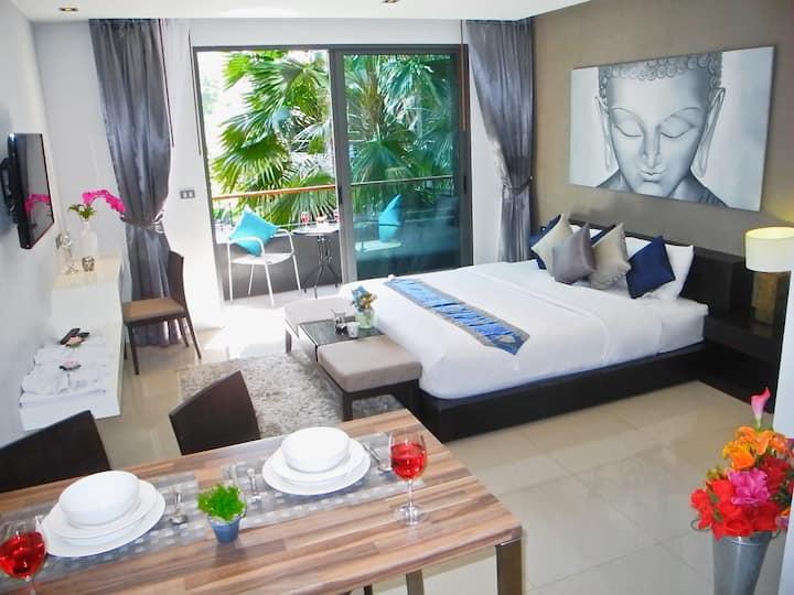 Beautiful Studio near Patong Beach