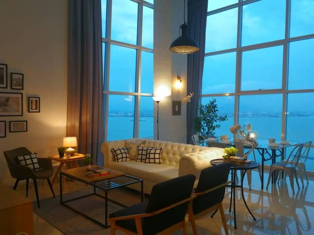 The Seaview Nordic Home ‖ 日出无敌全海景 213
