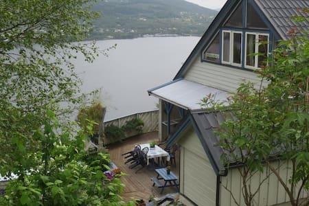 Eikeland, Osterøy - Valestrandfossen