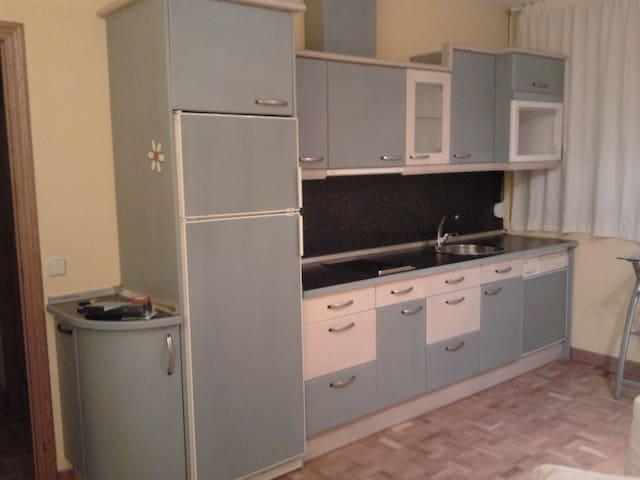 Bonito estudio para San Fermín - Villava - Apartamento