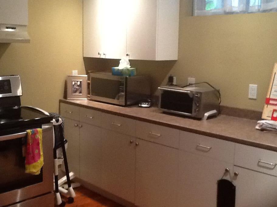 Chambre au rdc cuisine et sdb priv es au sous sol for Chambre au sous sol