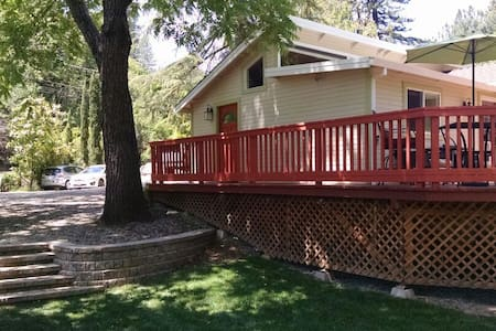 Cherry Plum Acre - Placerville - Maison