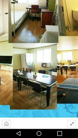 Cheap travel house - 광주광역시 - Bed & Breakfast