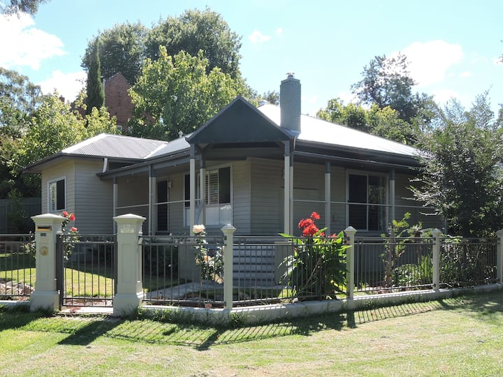 Comfort and Space in Central Albury