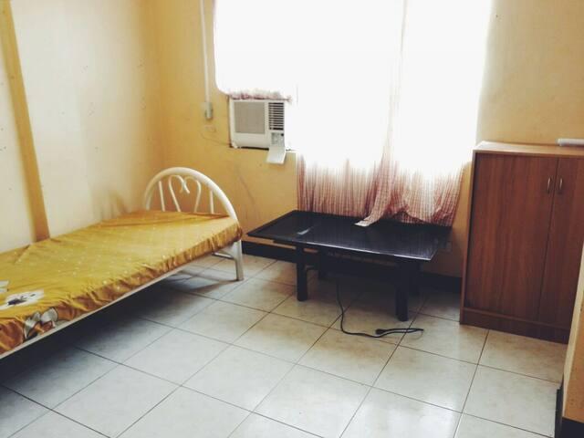 Cozy PAD in downtown CDO - Cagayan de Oro - Appartement
