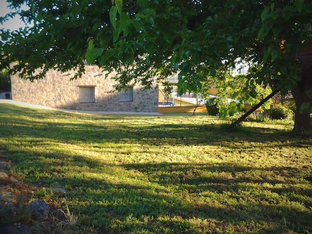 casa de campo - Medina-Sidonia