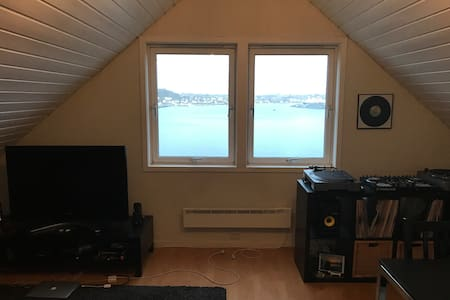 Apartment with a view, experience Norway for real - Stavanger