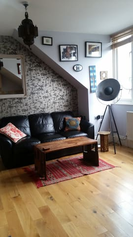 Modern and bright flat in Hackney - London - Apartment