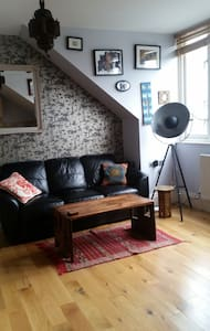 Modern and bright flat in Hackney - Londen - Appartement