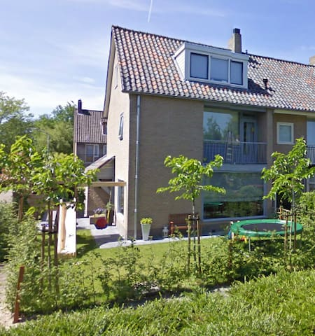 Fully equiped house - near beach and Amsterdam - Uitgeest - Huis