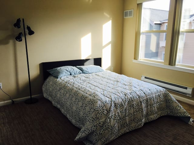 Great location! 1 bdrm private apartment Palo Alto - Palo Alto - Appartamento