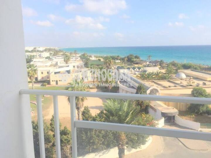 Mahdia : superbe appartement avec vue sur la Mer