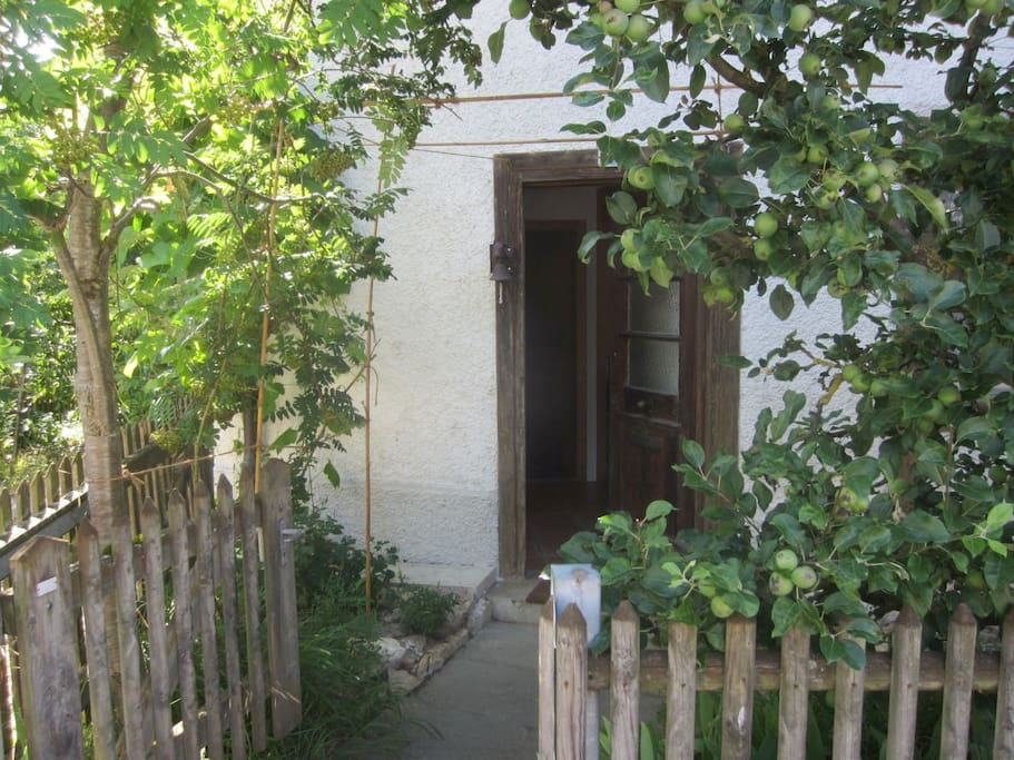 Eigener Eingang
