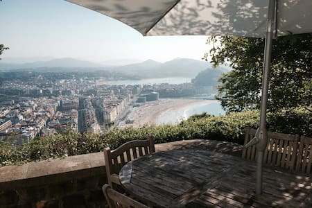 VILLA BUENAVISTA EXCLUSIVE LOCATION - Donostia