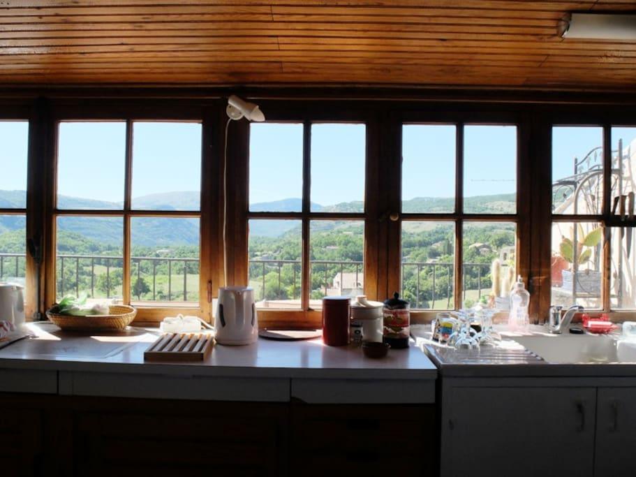 cuisine/salle à manger