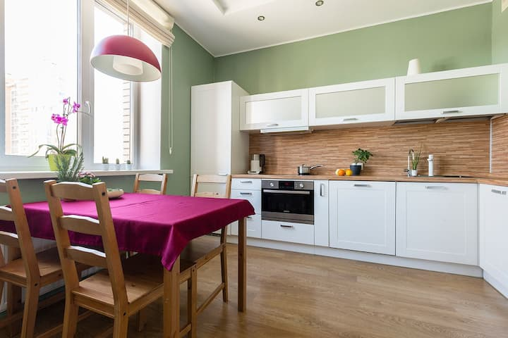 Family Apartment, 70m²